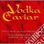 Ciaikovski / Borodin Alexander - Vodka & Caviar - Eugene Onegin, Il Lago Dei Cigni, La Bella Addormentata  - Orbelian Constantine Dir  /p cd musicale di Artisti Vari