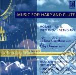 Mozart - Musica Per Arpa E Flauto: Concerto Per F cd musicale di Wolfgang ama Mozart