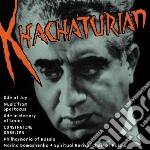 Khachaturian - Musiche Da Spartacus cd musicale di Aram Khachaturian