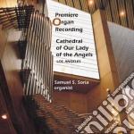 Musiche Per Organo  - Soria Samuel  Org cd musicale di Miscellanee