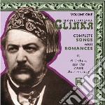 Mikhail Glinka - Integrale Delle Canzoni E Romanze Vol.1 cd musicale di Mikhail Glinka