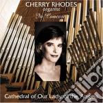 Cherry Rhodes In Concerto  - Rhodes Cherry  Org cd musicale di Miscellanee
