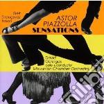 Astor Piazzolla - Sensations cd musicale di Astor Piazzolla