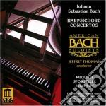 Johann Sebastian Bach - Concerti Per Clavicembalo cd musicale di Johann Sebastian Bach