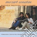 Mozart - Sonate Per Flauto K.296,301,376,379 cd musicale di Wolfgang Amadeus Mozart