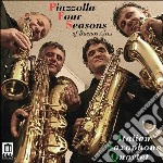 Astor Piazzolla - Piazzolla Four Seasons cd musicale di Astor Piazzolla