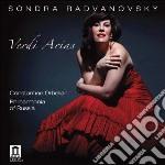 Giuseppe Verdi - Verdi Arias cd musicale di Giuseppe Verdi