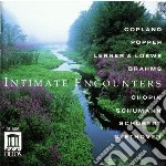 Intimate Encounters  - The Orford String Quartet  /chamber Music Northwest cd musicale di Miscellanee