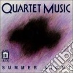 Music Quartet - Summer Night $ N.cline Chitarra Acustica cd musicale di Music Quartet