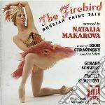 Igor Stravinsky - The Firebird, Russian Fairy Tale cd musicale di Igor Stravinsky