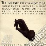 Various - Music Of Cambodia Vol. 3: Solo Instrumental Music cd musicale di Music of cambodia