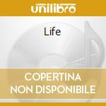 Life cd musicale di Krs-one