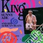Live live juju - cd musicale di King sunny ade