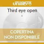Third eye open - cd musicale di Hardware