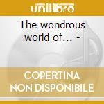 The wondrous world of... - cd musicale di Damon & naomi