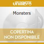 MONSTERS                                  cd musicale di Puppets Meat