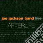 LIVE/AFTERLIFE cd musicale di Joe band Jackson