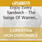 THE SONGS OF WARREN ZEVON cd musicale di ARTISTI VARI