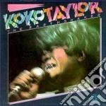 Koko Taylor - The Earthshaker cd musicale di Taylor Koko