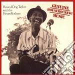 Hound Dog Taylor & Houserockers - Genuine Houserockers Mus. cd musicale di Hound dog taylor & h