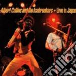 Albert Collins - Live In Japan cd musicale di Albert Collins