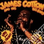 James Cotton - Live From Chicago cd musicale di James Cotton
