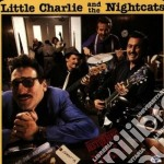 Disturbing the peace cd musicale di Little charlie & the