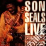 Son Seals - Spontaneous Combustion cd musicale di Son Seals