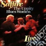 Live & uppity - saffire cd musicale di Saffire