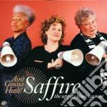 Saffire - Ain't Gonna Hush cd musicale di Saffire