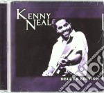 Deluxe edit.(best 20 bit) - neal kenny cd musicale di Kenny Neal