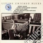 Living Chicago Blues - Vol.4 cd musicale di ARTISTI VARI