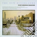 The next generation of... cd musicale di The new bluebloods