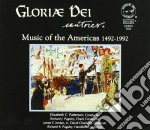 Music of the americas 1492-1992 cd musicale