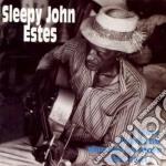 Sleepy John Estes - I Ain't Gonna Be Worried cd musicale di Sleepy john estes