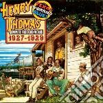 Henry Thomas - Texas Worried cd musicale di Henry Thomas