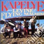 Levine flying machine - klezmer cd musicale di Kapeleye (yiddish)