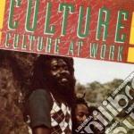 Culture - Culture At Work cd musicale di Culture