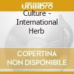 International herb cd musicale di Culture
