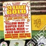 24k Gold Dancehall Megamix cd musicale di Yellowman/j.holt/j.wales & o.