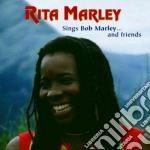 Rita Marley - Sings Bob Marley & Friend cd musicale di Rita Marley