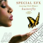 Special Efx Feat.chieli Minucci - Butterfly cd musicale di SPECIAL EFX feat.CHIELI MINUCCI
