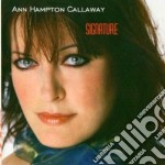 Ann Hampton Callaway - Signature cd musicale di Ann hampton callaway
