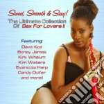 Sax For Lovers - Sweet, Smooth & Sexy cd musicale di V.a. sax for lovers