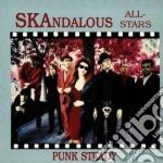 Punk steady - cd musicale di Skandalous all stars