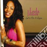 Leela James - Let's Do It Again cd musicale di LEELA JAMES