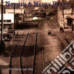 Norman & Nancy Blake - The Hobo's Last Ride cd musicale di Norman & nancy blake