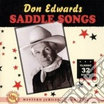 Don Edwards - Saddle Songs cd musicale di Don Edwards