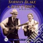 Be ready boys - blake norman cd musicale di Norman blake & rich o'brien
