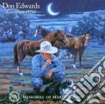 Don Edwards - Kin To The Wind cd musicale di Don Edwards